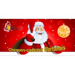 Chèques-cadeaux Mortainais