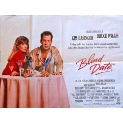 """Affiche """"Blind Date"""""""