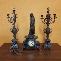 """Garniture de Cheminée """"Cosette"""""""