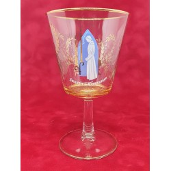 Ancien verre de communion