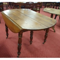 Table à abattants époque Louis XVI