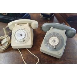 Téléphone analogique avec cadran